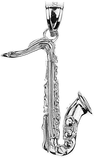 Pandora Saxophone Marching Band Charm