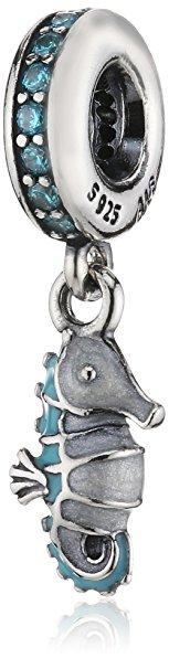 Pandora Seahorse Charm