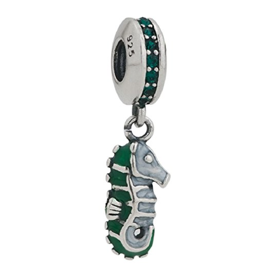 Pandora Seahorse Dangle Bead Charm