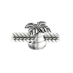 Pandora Seashore Palm Tree Charm
