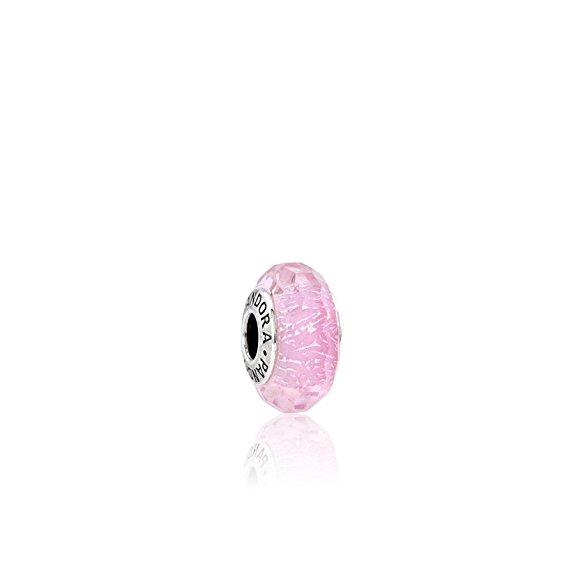Pandora Shimmering Veils Murano Glass Charm