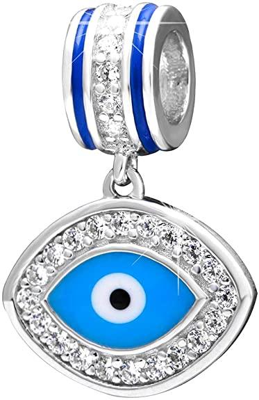 Pandora Shiva Eye Butterfly Charm