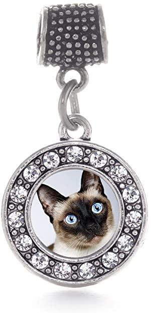 Pandora Siamese Cat Charm