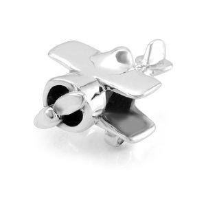 Pandora Silver Airplane Charm