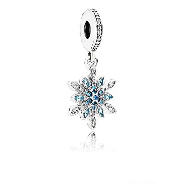 Pandora Simple Snowflake Charm