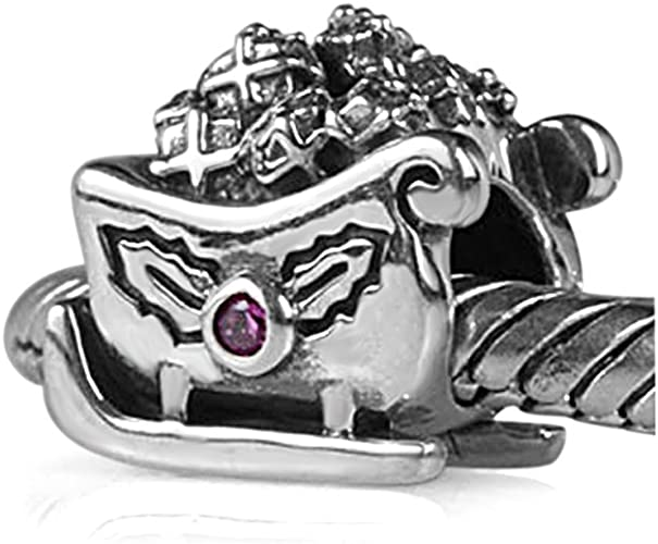 Pandora Sleigh Charm