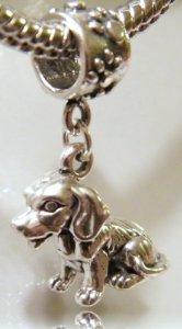 Pandora Snoopy Charm