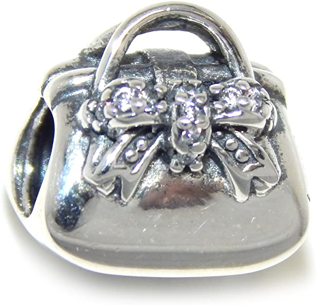 Pandora Sparkling Handbag Clear CZ Charm