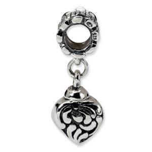 Pandora Sterling Silver Ash Dangle Charm