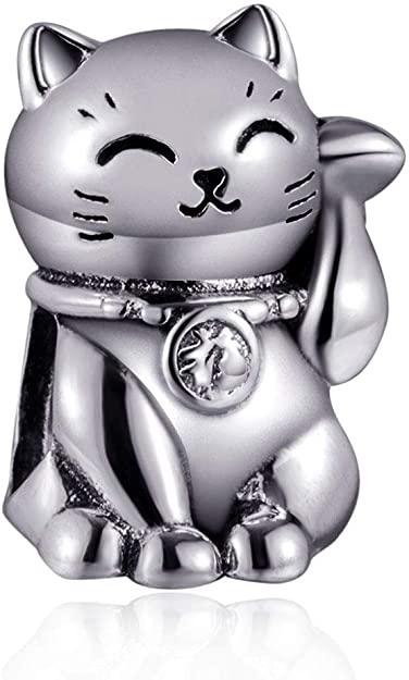 Pandora Style Cat Bead