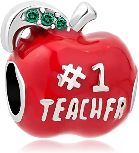 Pandora Teacher Charm