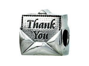 Pandora Thank You Charm