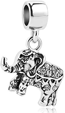 Pandora The Mighty Elephant Charm