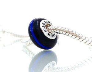 Pandora Thin Genuine Blue Line Bead