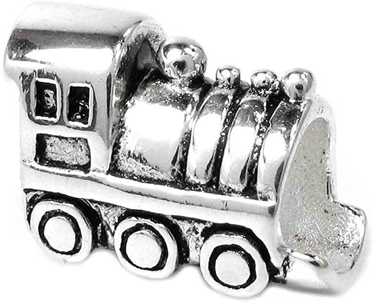 Pandora Train Engine Charm