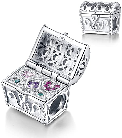 Pandora Treasure Chest Charm