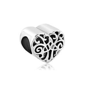 Pandora Tree of Life Heart Love Bead