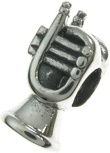 Pandora Trumpet Charm