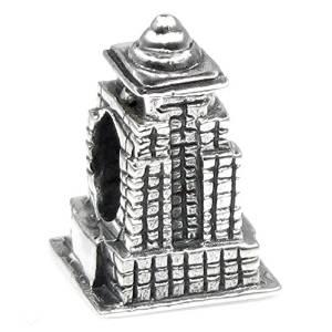 Pandora USA Empire Building State Bead