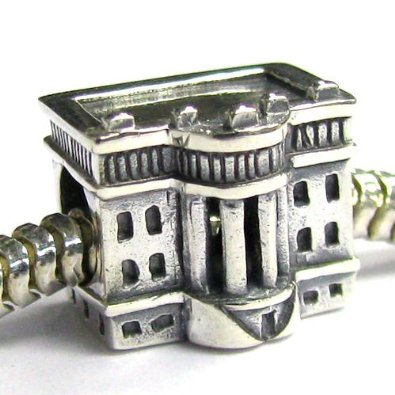 Pandora USA White House Charm