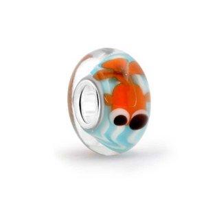Pandora Under The Sea Fish Glass Charm