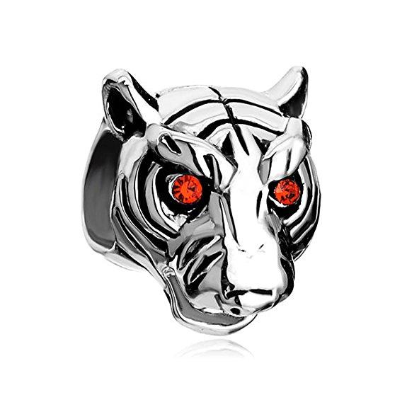 Pandora Vivid Head Tiger Charm