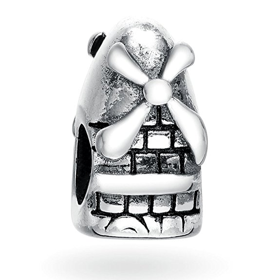 Pandora Windmill Tower Charm