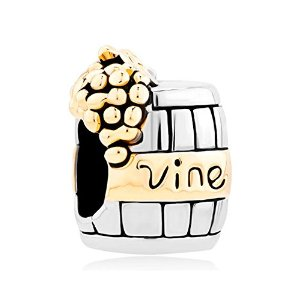 Pandora Wine Barrel Bead