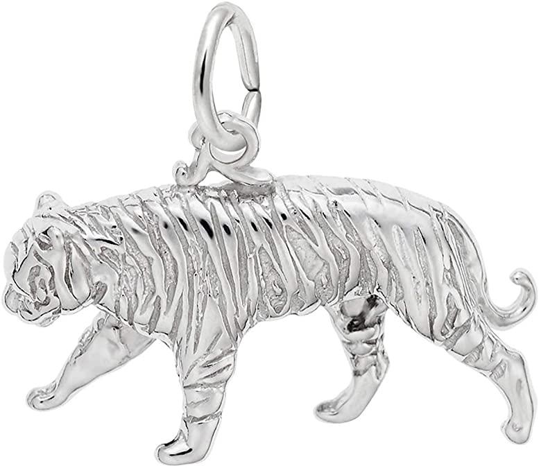 Rembrandt Tiger Charm