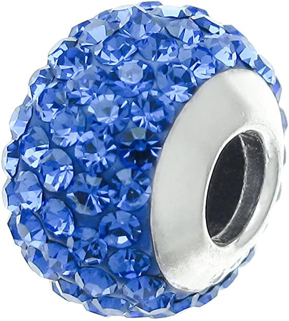 Sapphire Pandora Charm