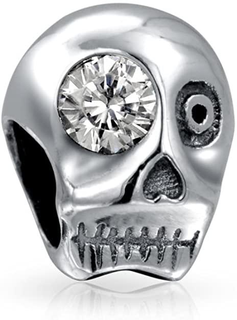 Skull Pandora Charm