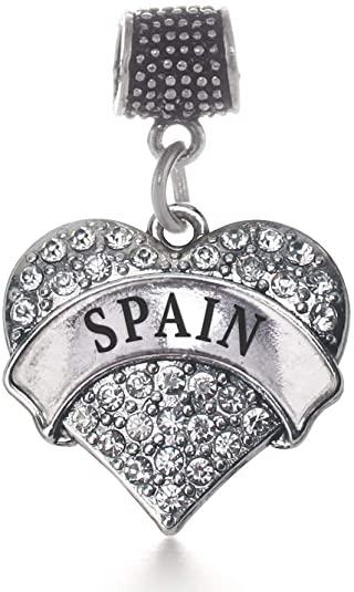 Spain Pandora Charm