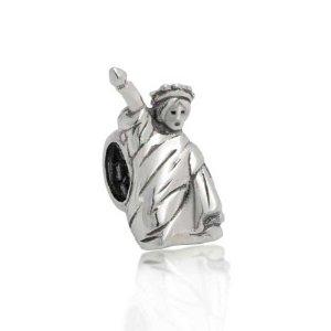 Statue of Liberty Pandora Bead