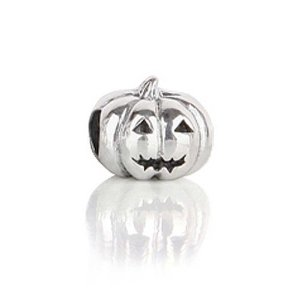 Stylish Pandora Pumpkin Bead
