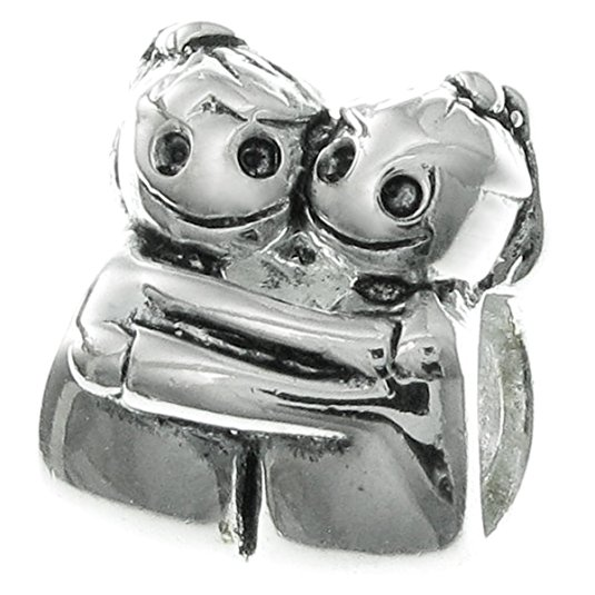 Two Happy Sisters Pandora Charm