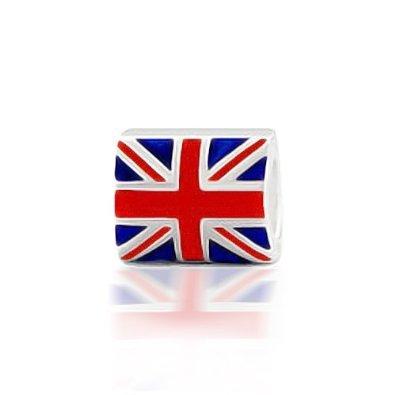 Union Jack Pandora Bead